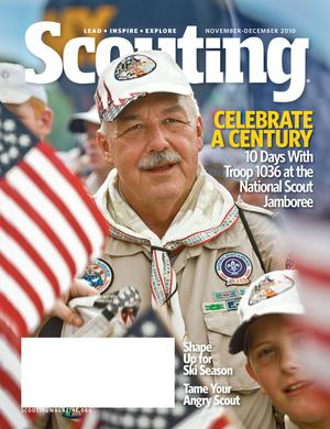 Scouting, Volume 98, Number 5, November-December 2010