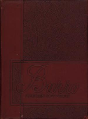 Primary view of object titled 'The Burro, Yearbook of Mineral Wells High School, 1953'.