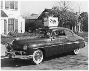Primary view of object titled '[A 1949 Mercury]'.