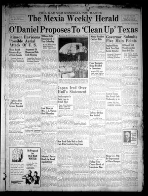 Primary view of object titled 'The Mexia Weekly Herald (Mexia, Tex.), Vol. 43, No. 3, Ed. 1 Friday, January 17, 1941'.
