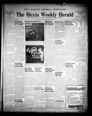 Primary view of object titled 'The Mexia Weekly Herald (Mexia, Tex.), Vol. 50, No. 3, Ed. 1 Thursday, January 15, 1948'.