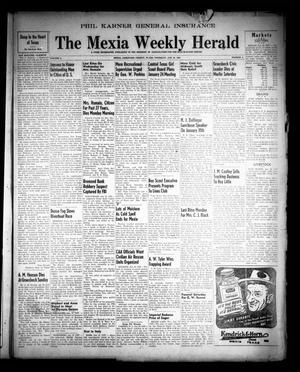 Primary view of object titled 'The Mexia Weekly Herald (Mexia, Tex.), Vol. 50, No. 4, Ed. 1 Thursday, January 22, 1948'.