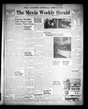 Primary view of object titled 'The Mexia Weekly Herald (Mexia, Tex.), Vol. 50, No. 5, Ed. 1 Thursday, January 29, 1948'.