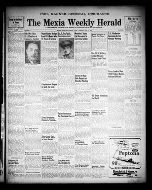 Primary view of object titled 'The Mexia Weekly Herald (Mexia, Tex.), Vol. 50, No. 6, Ed. 1 Thursday, February 5, 1948'.