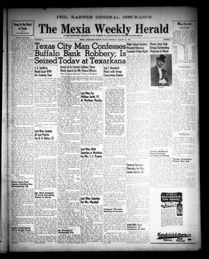 Primary view of object titled 'The Mexia Weekly Herald (Mexia, Tex.), Vol. 50, No. 12, Ed. 1 Thursday, March 18, 1948'.