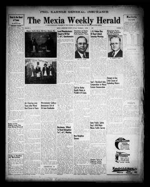 Primary view of object titled 'The Mexia Weekly Herald (Mexia, Tex.), Vol. 50, No. 14, Ed. 1 Thursday, April 1, 1948'.