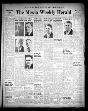 Primary view of object titled 'The Mexia Weekly Herald (Mexia, Tex.), Vol. 50, No. 16, Ed. 1 Thursday, April 15, 1948'.