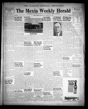 Primary view of object titled 'The Mexia Weekly Herald (Mexia, Tex.), Vol. 50, No. 20, Ed. 1 Thursday, May 13, 1948'.