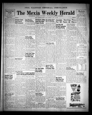 Primary view of object titled 'The Mexia Weekly Herald (Mexia, Tex.), Vol. 50, No. 22, Ed. 1 Thursday, May 27, 1948'.