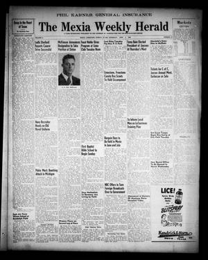 Primary view of object titled 'The Mexia Weekly Herald (Mexia, Tex.), Vol. 50, No. 23, Ed. 1 Thursday, June 3, 1948'.