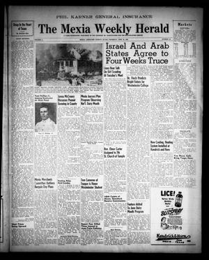 Primary view of object titled 'The Mexia Weekly Herald (Mexia, Tex.), Vol. 50, No. 24, Ed. 1 Thursday, June 10, 1948'.