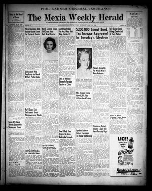 Primary view of object titled 'The Mexia Weekly Herald (Mexia, Tex.), Vol. 50, No. 26, Ed. 1 Thursday, June 24, 1948'.