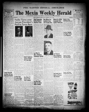 Primary view of object titled 'The Mexia Weekly Herald (Mexia, Tex.), Vol. 50, No. 27, Ed. 1 Thursday, July 1, 1948'.