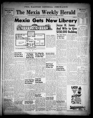 Primary view of object titled 'The Mexia Weekly Herald (Mexia, Tex.), Vol. 50, No. 28, Ed. 1 Thursday, July 8, 1948'.