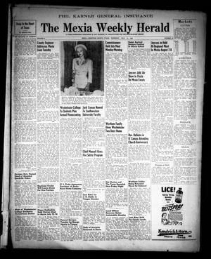Primary view of object titled 'The Mexia Weekly Herald (Mexia, Tex.), Vol. 50, No. 29, Ed. 1 Thursday, July 15, 1948'.