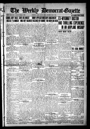 The Weekly Democrat-Gazette (McKinney, Tex.), Vol. 35, Ed. 1 Thursday, February 14, 1918