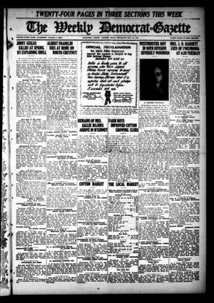 The Weekly Democrat-Gazette (McKinney, Tex.), Vol. 35, Ed. 1 Thursday, December 19, 1918