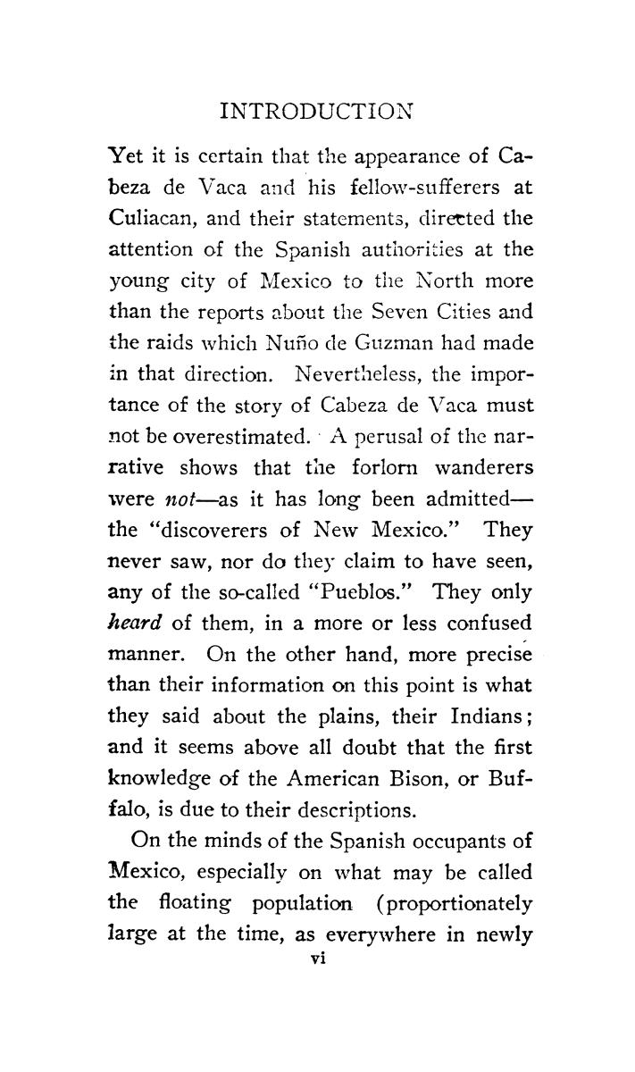The journey of Alvar Nuñez Cabeza de Vaca and his companions from Florida to the Pacific, 1528-1536                                                                                                      [Sequence #]: 7 of 253