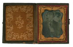 Daguerreotype of George W. Smyth