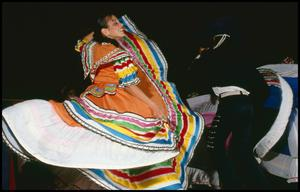 Primary view of object titled '[Mexican Folk Dancer]'.