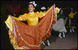 Primary view of object titled '[Mexican Folk Dance Show]'.
