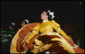 Primary view of object titled '[Mexican Folk Dancing]'.