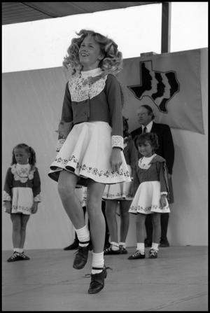 Primary view of object titled '[Irish Girl Dancing]'.