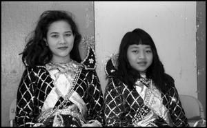 Primary view of object titled '[Cambodian Dancers of Houston]'.