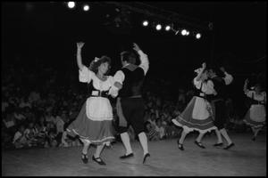Primary view of object titled '[Italian Tarantella Dancers]'.