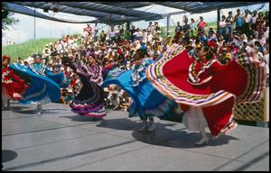 Primary view of object titled '[Ballet Folklorico Navarro]'.