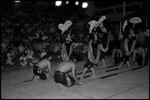 Primary view of object titled '[Filipino Dance Demonstration]'.