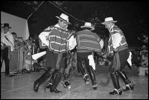 Primary view of object titled '[Chilean Dancers]'.