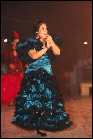 Primary view of object titled '[Flamenco Dancer]'.
