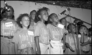 Primary view of object titled '[Antioch Baptist Church Angel Choir]'.