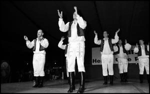 Primary view of object titled '[Male Csardas Hungarian Dancers]'.