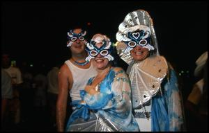 Primary view of object titled '[Carnival de San Anto Dancers]'.