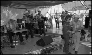 Primary view of object titled '[Joe Simon and his Country Cajun Band]'.