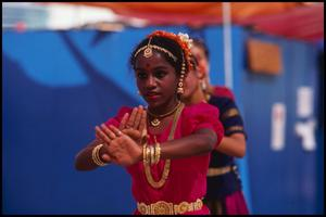 Primary view of object titled '[Arathi School of Indian Dance]'.