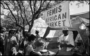Primary view of object titled '[Femis African Market]'.