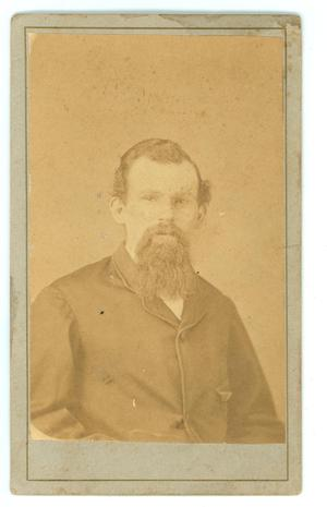 Primary view of object titled 'Portrait of A.B. Smith'.
