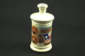Primary view of object titled 'Commemorative bottle'.