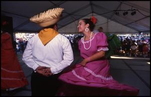 Primary view of object titled '[Ballet Folklorico Boriken]'.