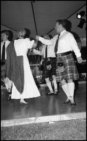 Primary view of object titled '[Clanfolk Scottish Dancers]'.