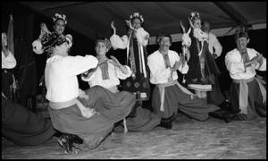 Primary view of object titled '[Zorya the Ukrainian Dancers of Dallas]'.