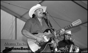 Primary view of object titled '[Juan P. Moreno and his Tejano Band]'.