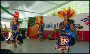 [Mixteco Ballet Folklorico Mexican Folk Dancers]