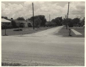 Primary view of object titled 'Maple Street at Abrams Road, Richardson, Texas'.