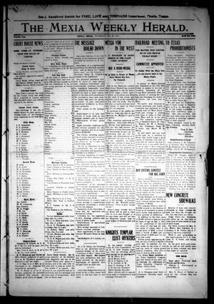 The Mexia Weekly Herald (Mexia, Tex.), Vol. 12, Ed. 1 Thursday, January 26, 1911