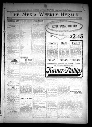 The Mexia Weekly Herald (Mexia, Tex.), Vol. 12, Ed. 1 Thursday, February 16, 1911