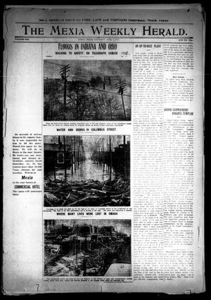 Primary view of object titled 'The Mexia Weekly Herald (Mexia, Tex.), Vol. 14, Ed. 1 Thursday, April 3, 1913'.